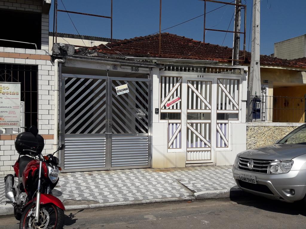 Casa Geminada para Venda - Campo Da Aviação