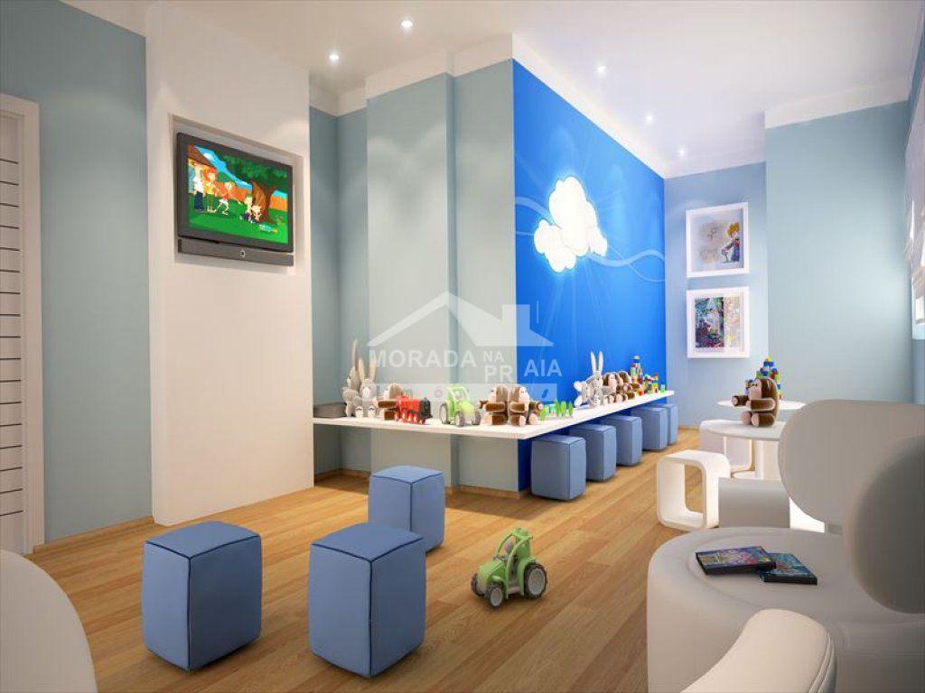 do apartamento com 3 dormitórios em Vila Caiçara - Praia Grande