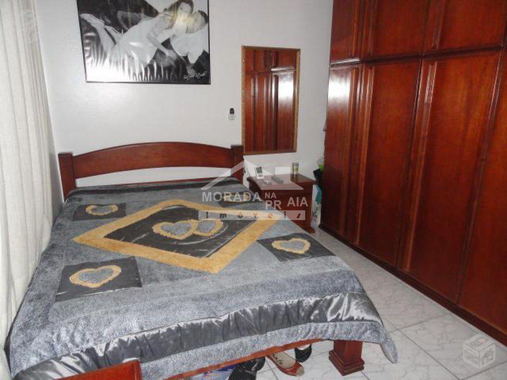 Dormitório 02 ângulo 02 do apartamento com 2 dormitórios em Vila Guilhermina - Praia Grande