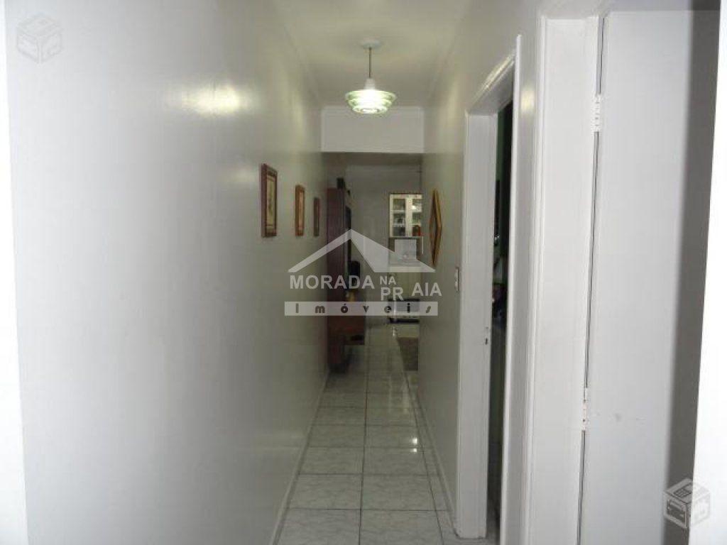 Corredor do apartamento  do apartamento com 2 dormitórios em Vila Guilhermina - Praia Grande