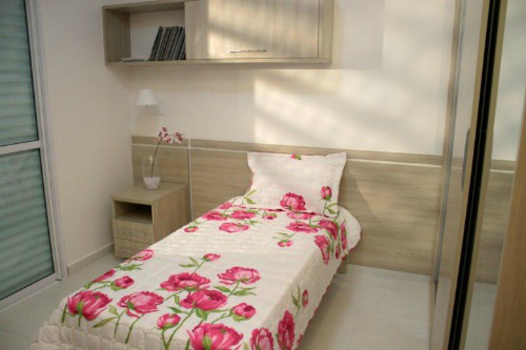 ILUSTRAÇÕES DECORADAS do apartamento com 2 dormitórios em Vila Caiçara - Praia Grande