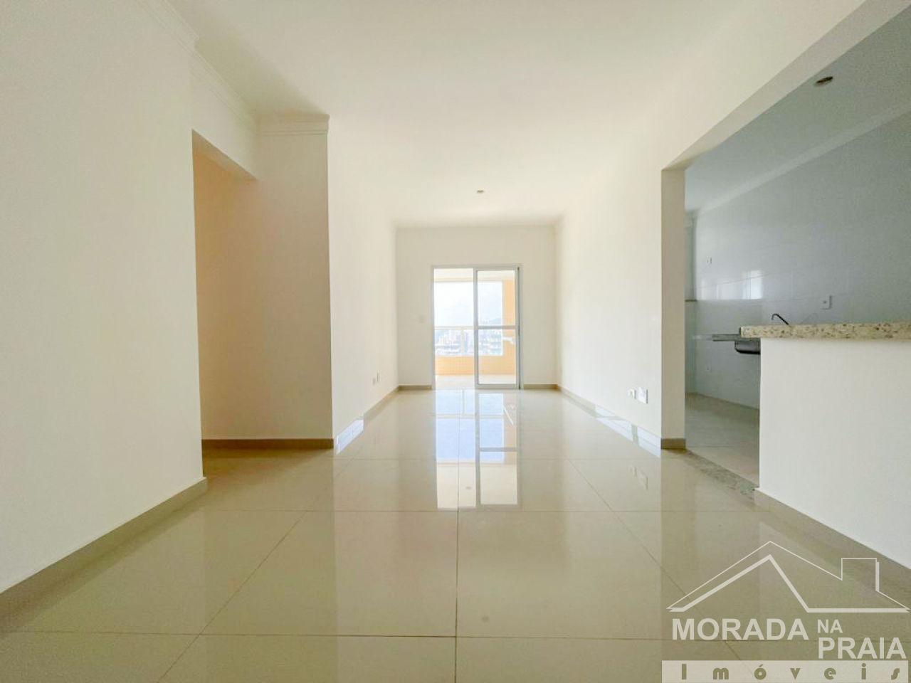 WC social do apartamento com 3 dormitórios em Canto do Forte - Praia Grande