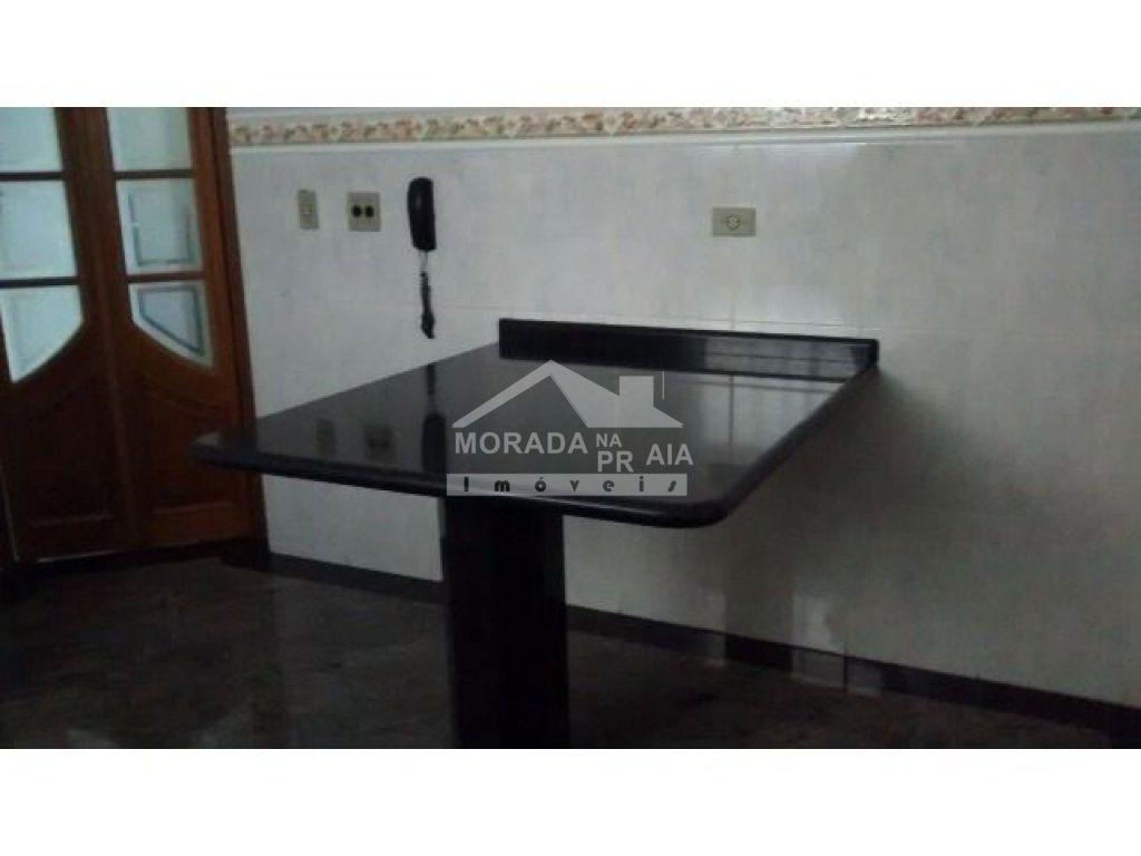 Cozinha ang 02 do apartamento com 3 dormitórios em Vila Tupi - Praia Grande