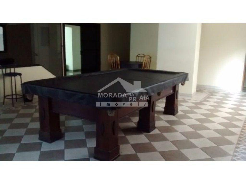 Salão de jogos ang 02 do apartamento com 3 dormitórios em Vila Tupi - Praia Grande
