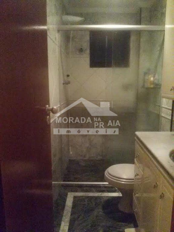 WC suíte do apartamento com 3 dormitórios em Vila Tupi - Praia Grande