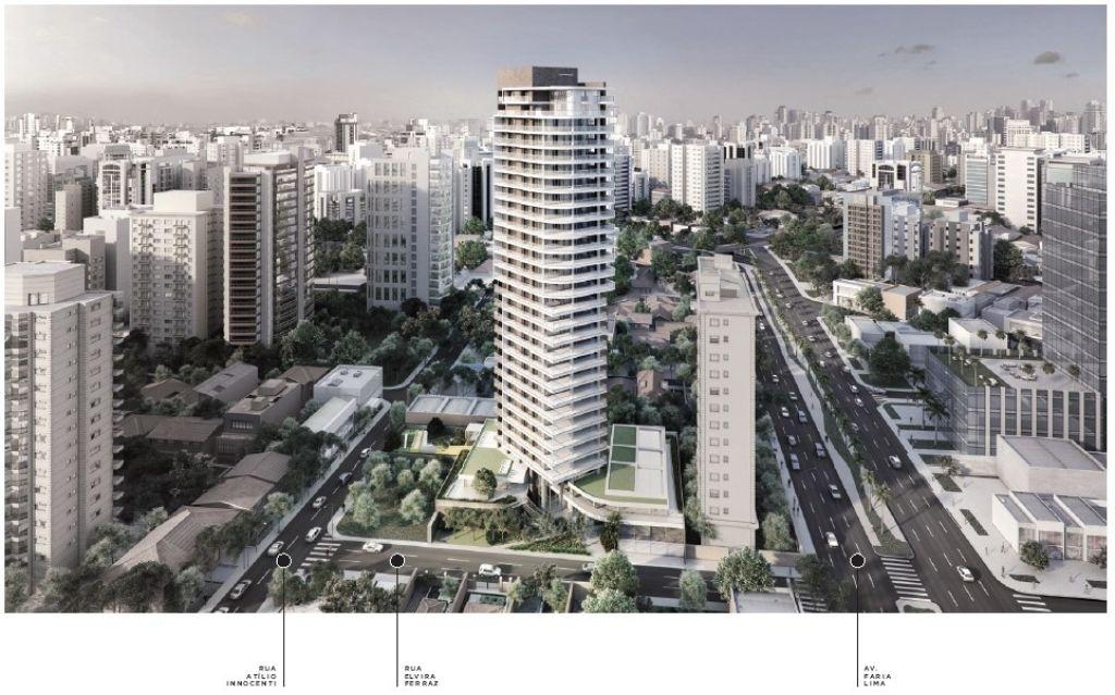 Apartamento para Venda - Vila Olímpia