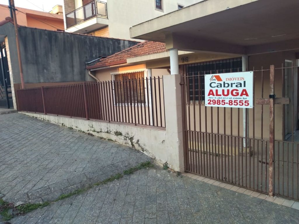 Casa Térrea para Locação - VILA CONSTANÇA