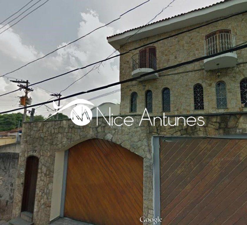 Casa Assobradada para Venda - Vila Pereira Cerca