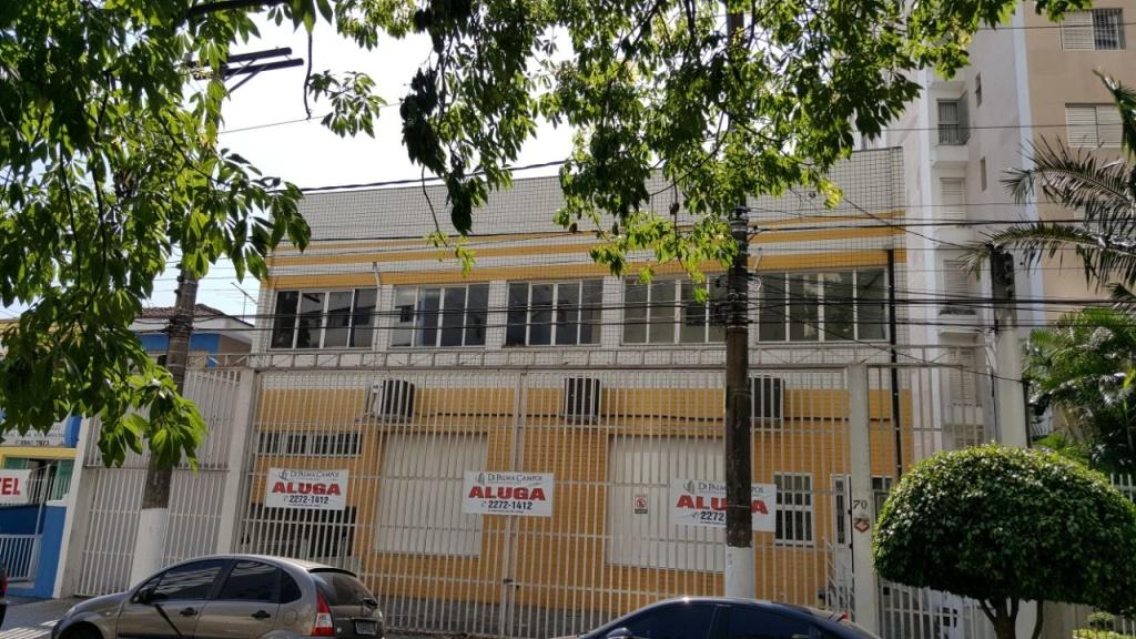 Prédio Comercial para Locação - Vila Gumercindo