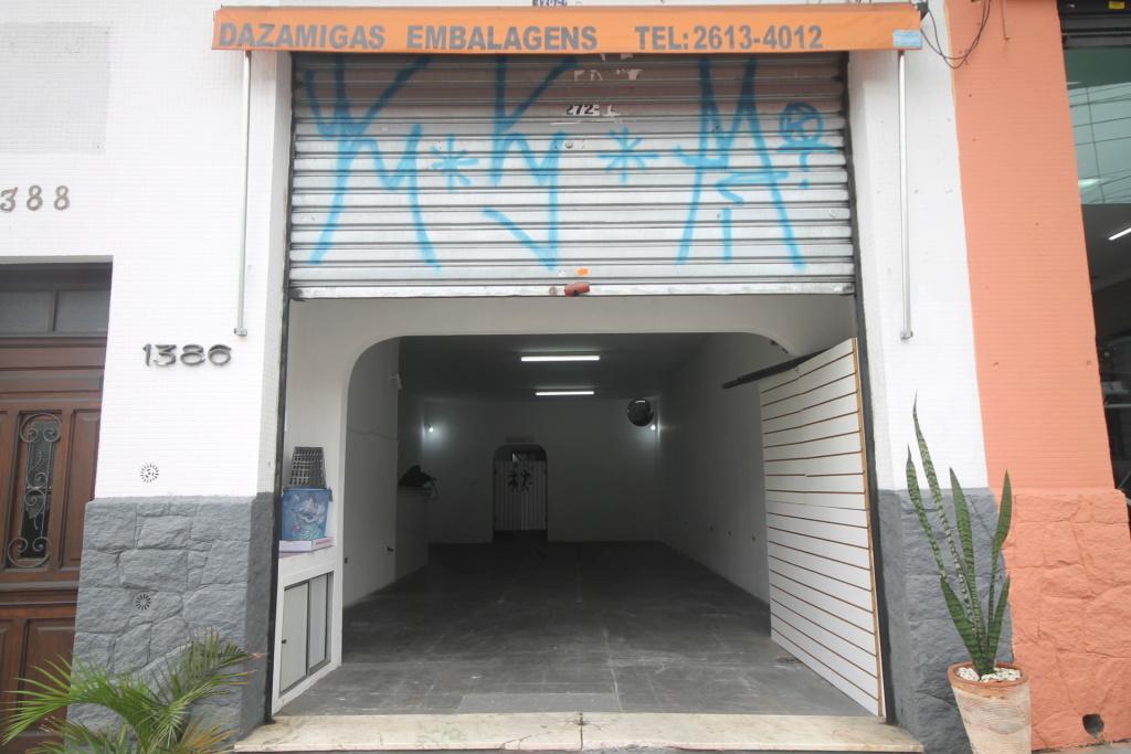 Salão Loja para Locação - Vila Mariana