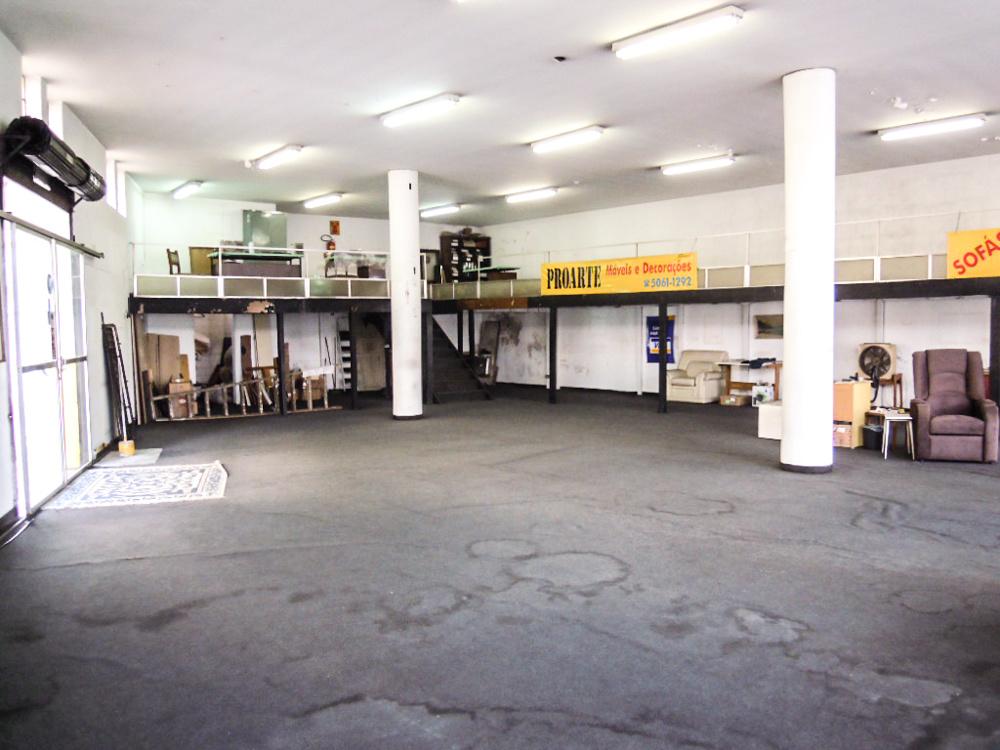 Salão Loja para Locação - Vila Firmiano Pinto