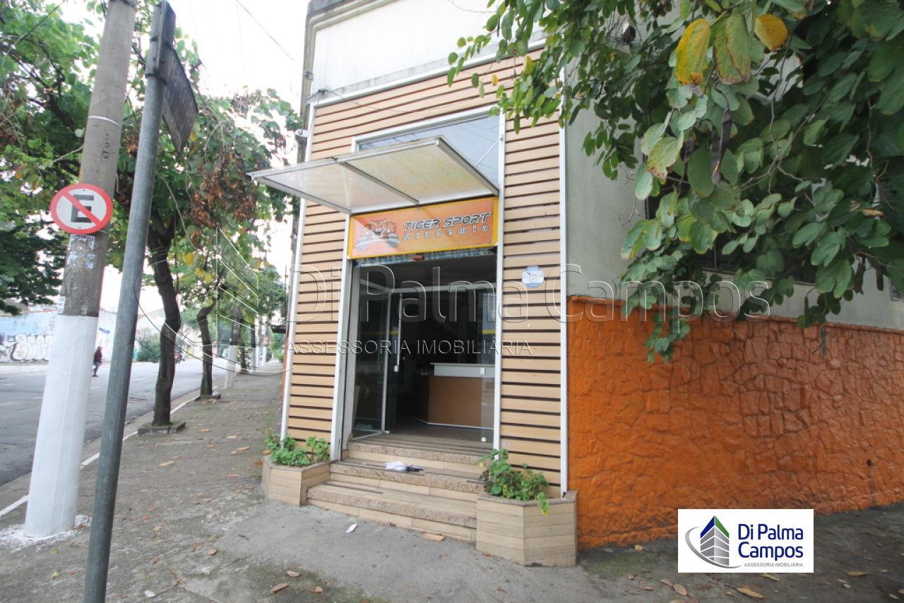 Salão Loja para Locação - Vila Dom Pedro I
