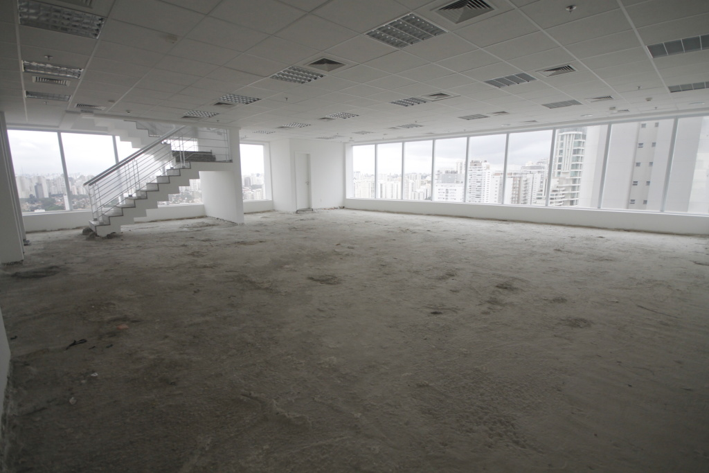Sala Comercial para Locação - Cidade Monções
