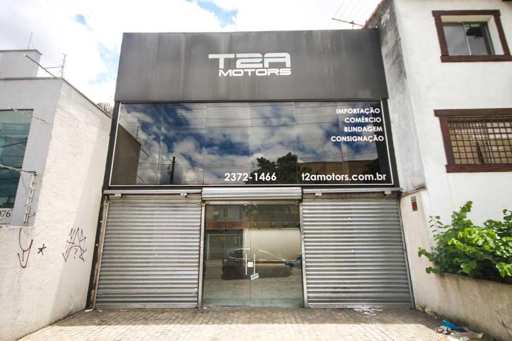 Salão Loja para Locação - Moema