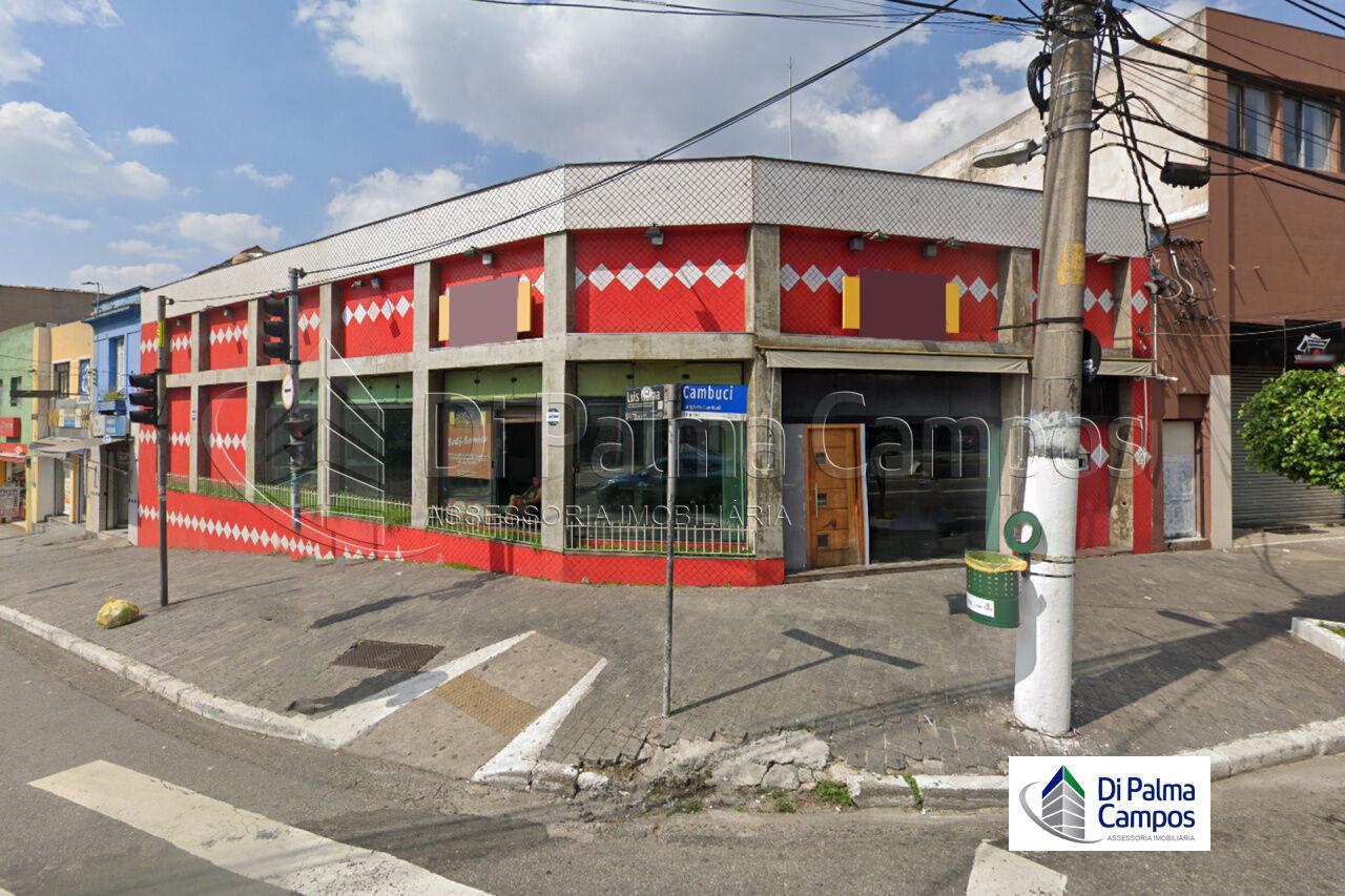 Salão Comercial para Locação - Cambuci