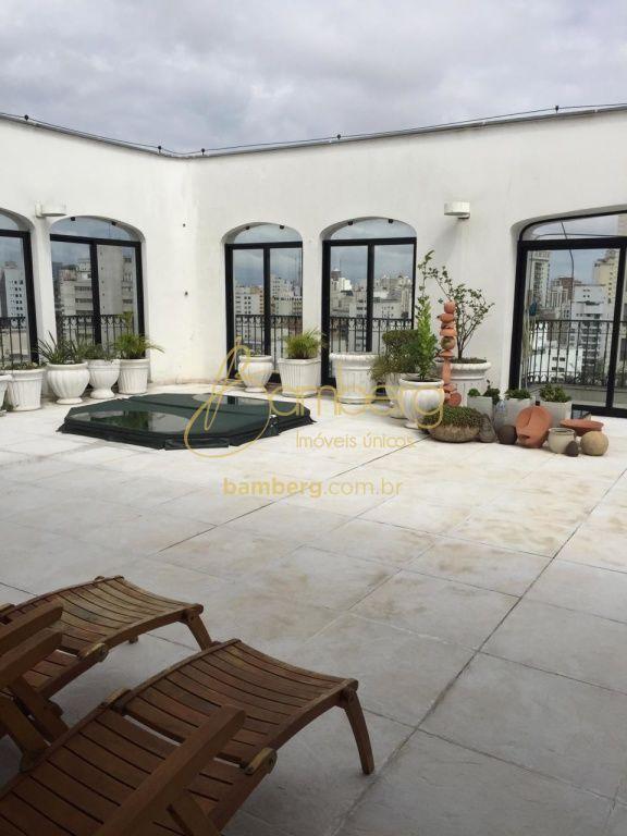Cobertura Duplex para Venda - Santa Cecília