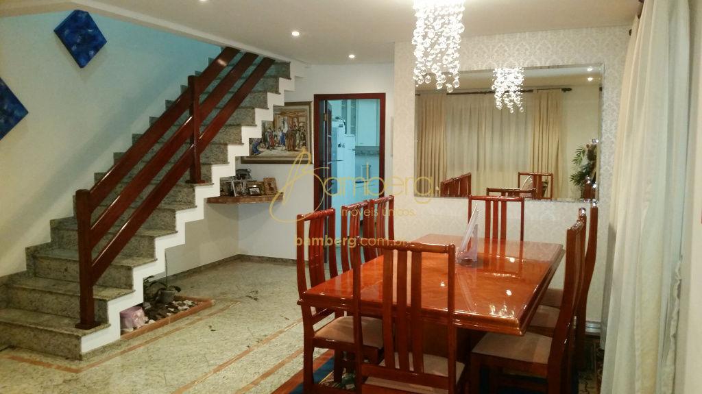 Casa De Vila para Venda - City Campo Grande