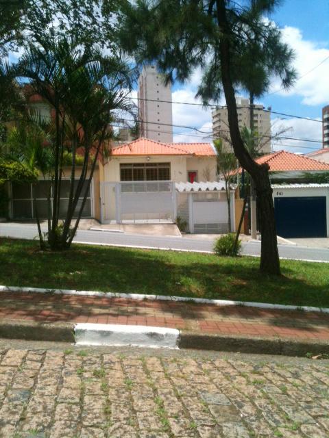 Casa Térrea para Venda - Vila Mariana