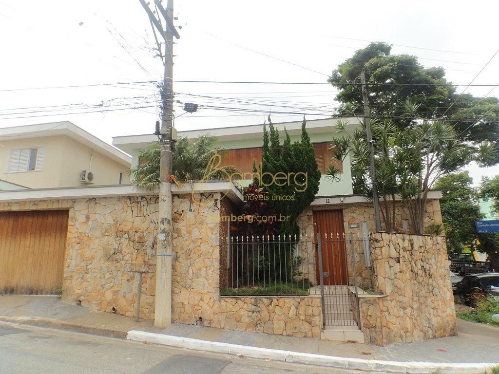 Casa para Venda - Planalto Paulista