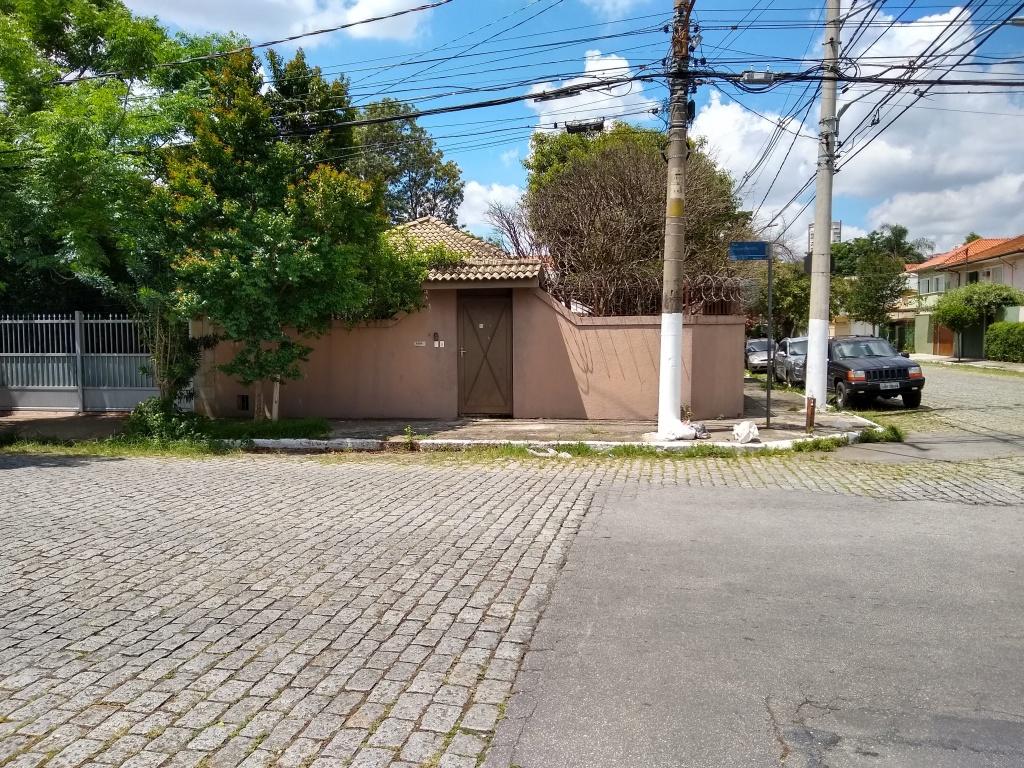 Casa Térrea para Venda - Brooklin Novo