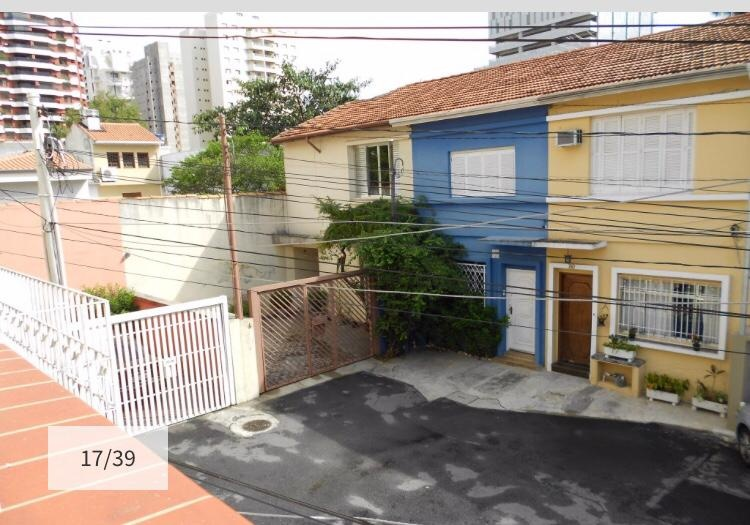Casa De Vila para Venda - Vila Nova Conceição