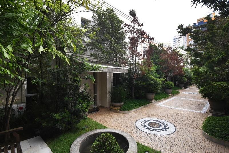 Casa Em Condomínio para Venda - Brooklin Novo
