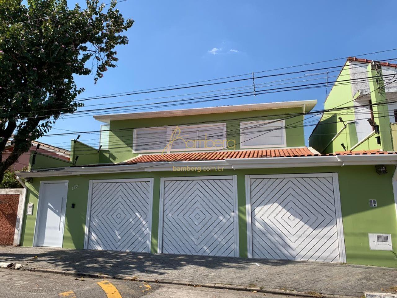 Sobrado para Venda - Vila Santo Antônio