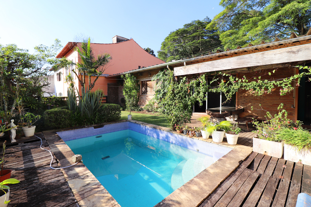 Casa Térrea para Venda - Chácara Monte Alegre
