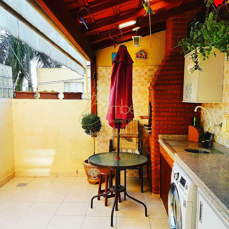 Casa Em Condomínio para Venda - Vila Campo Grande