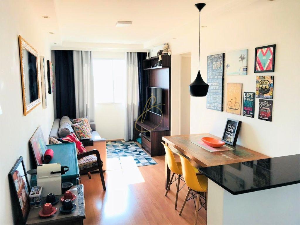 Apartamento para Venda - Campo Limpo