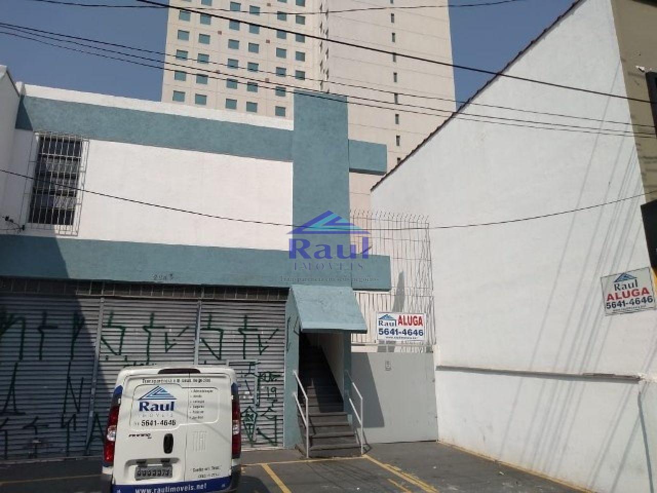 Sobreloja para Locação - Chácara Santo Antônio Zona Sul
