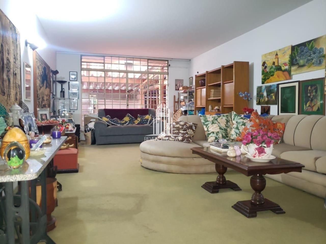 Casa Assobradada para Venda - Brooklin Novo