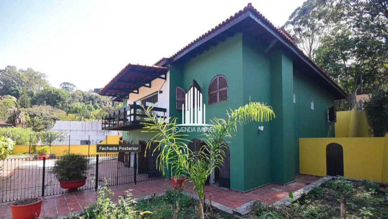 Casa Assobradada para Venda - Fazenda Morumbi