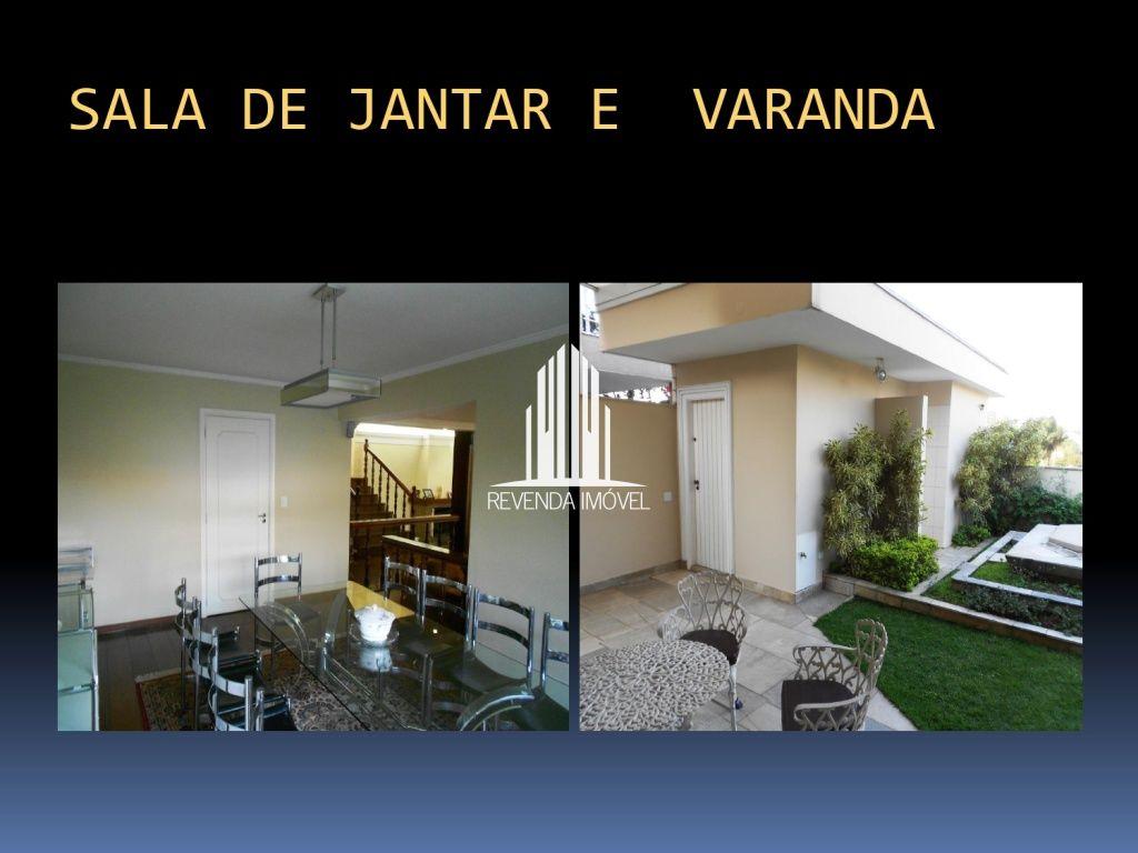 Casa Assobradada para Venda - Vila Inah