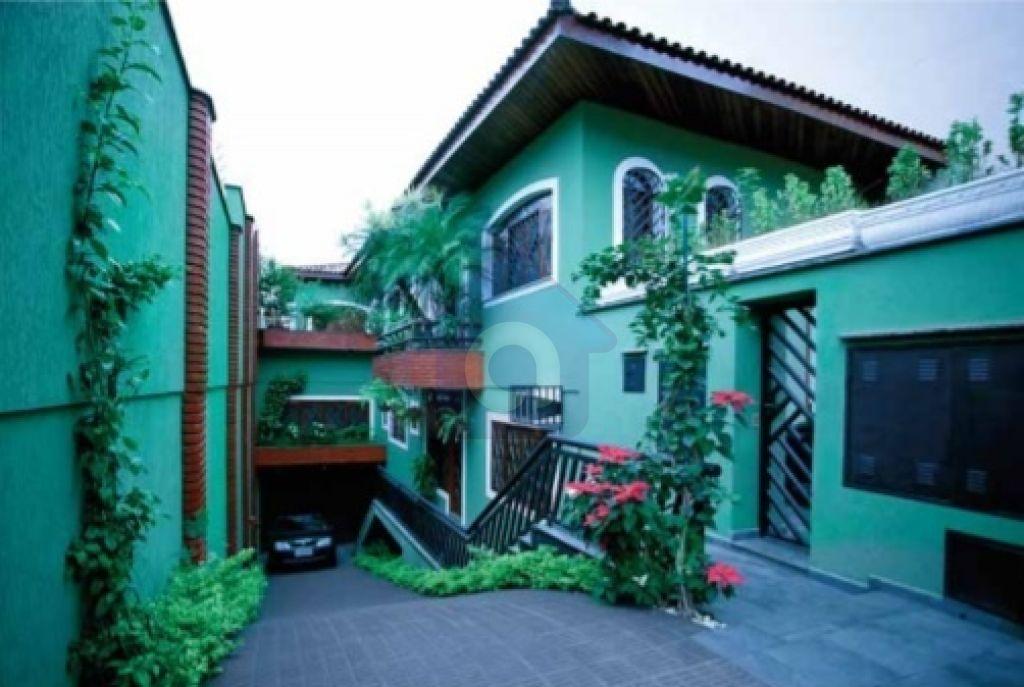 Casa Assobradada para Venda - Bosque Da Saúde