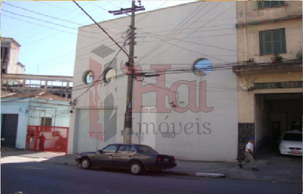 Galpão, Depósito E Armazém para Venda - Campos Elíseos