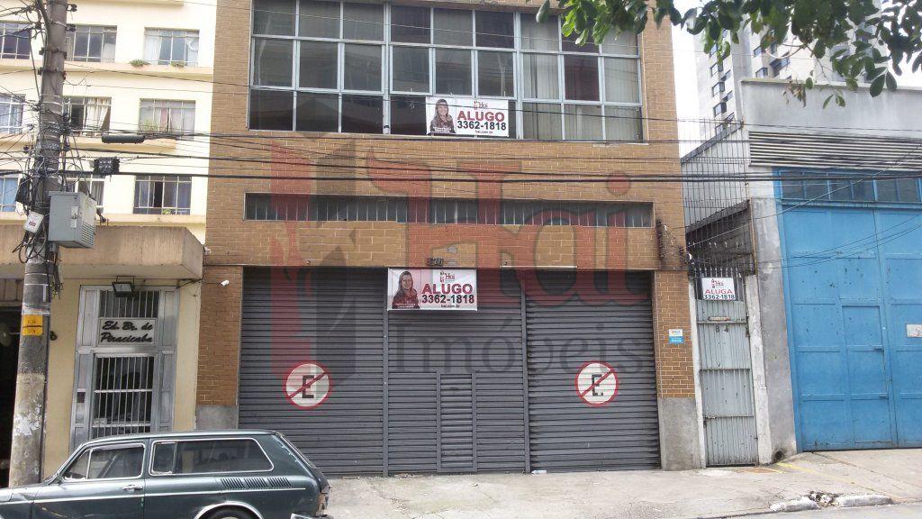 Loja E Sobreloja para Locação - Campos Elíseos