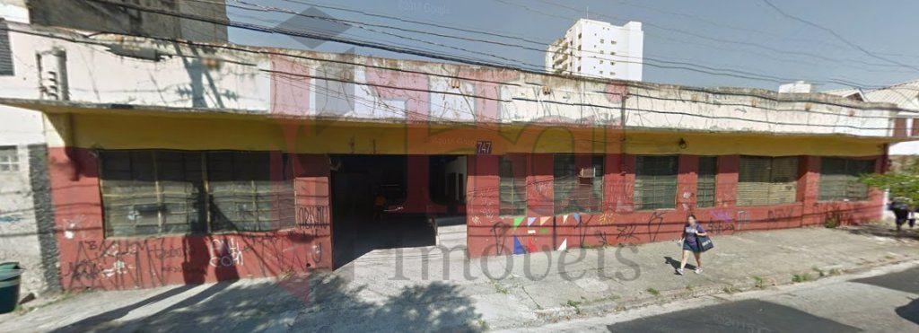 Galpão, Depósito E Armazém para Venda - Vila Pompéia