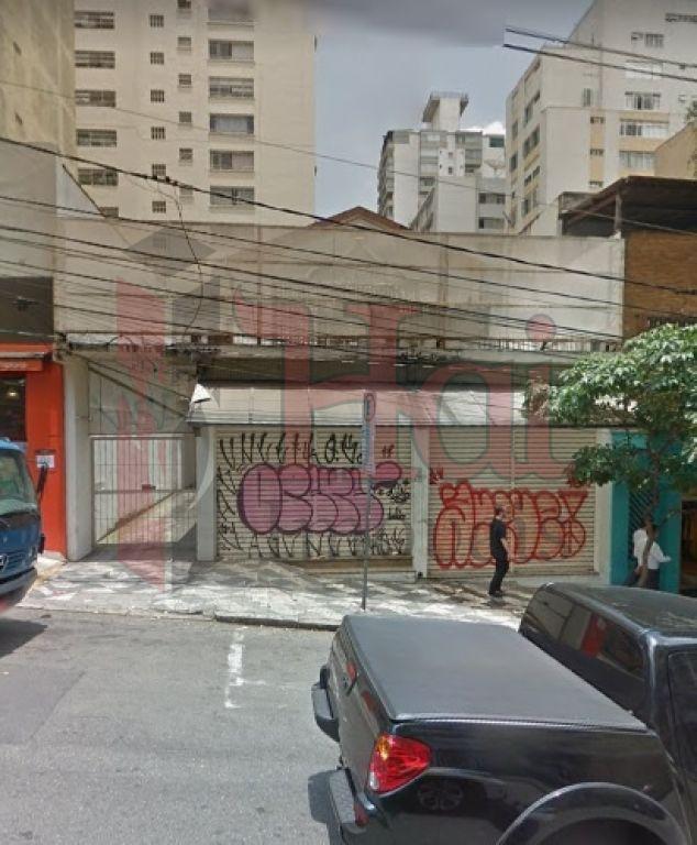 Loja E Salão para Venda - Jardim Paulista