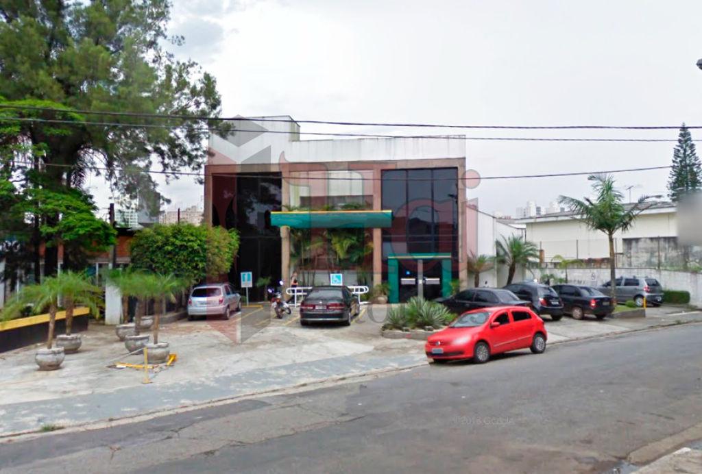 Prédio Comercial para Venda - Vila Inah