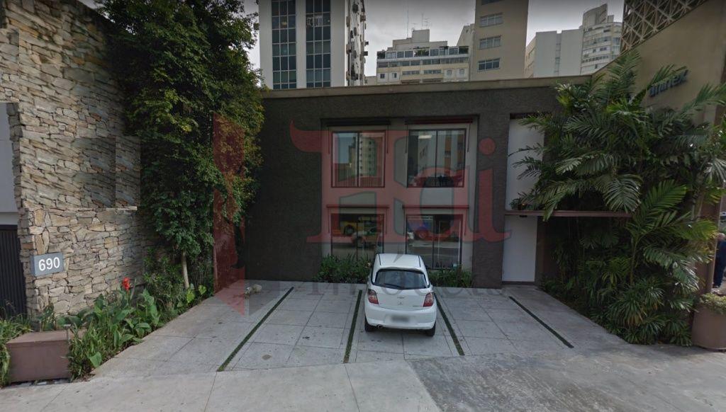 Prédio Comercial para Locação - Jardim Paulistano