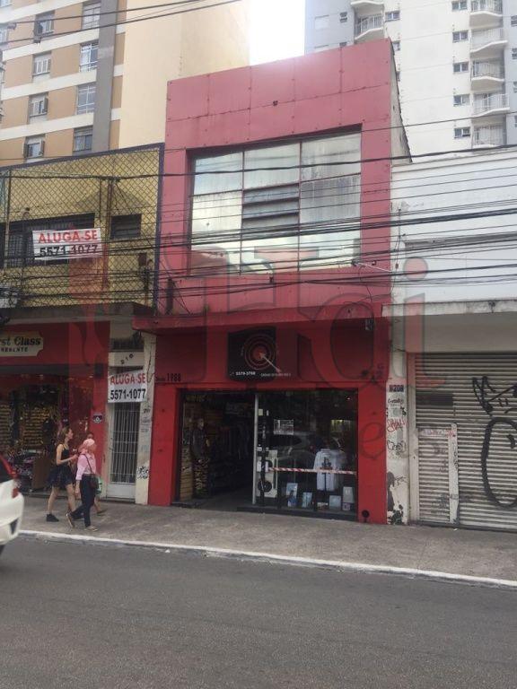 Loja E Mezanino para Locação - Vila Mariana