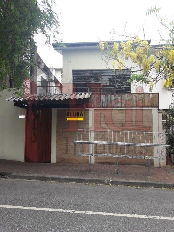 Casa Assobradada para Locação - Vila Olímpia