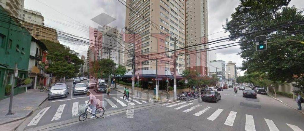 Loja E Salão para Locação - Jardim Paulista