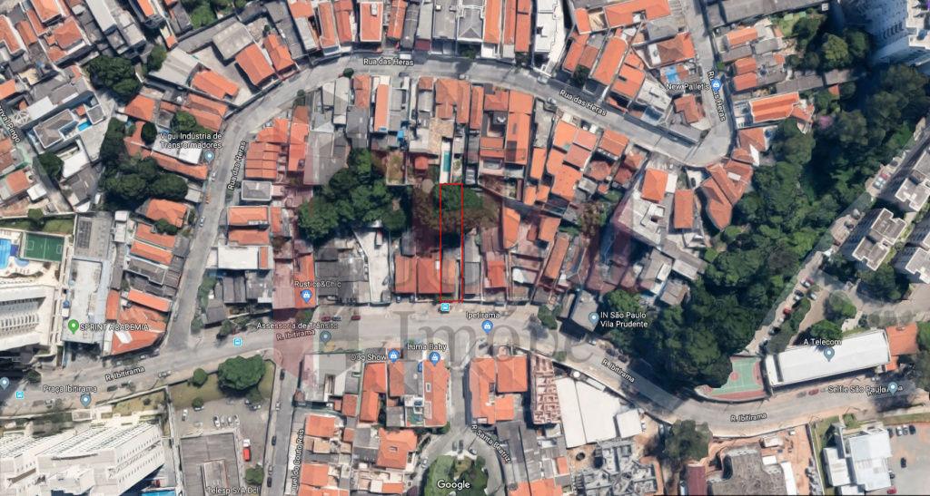 Terreno para Venda - Vila Prudente