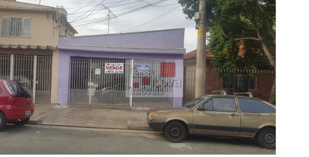 Casa Térrea para Venda - VILA SABRINA