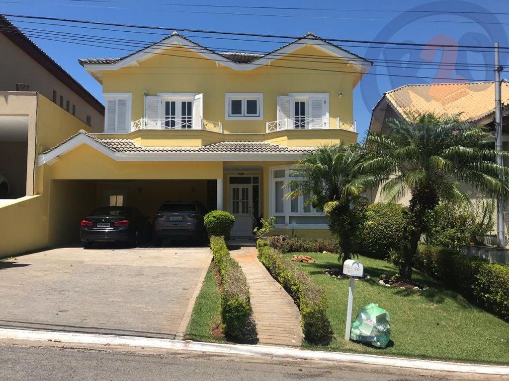 Casa em Condomínio para Venda - ALPHAVILLE