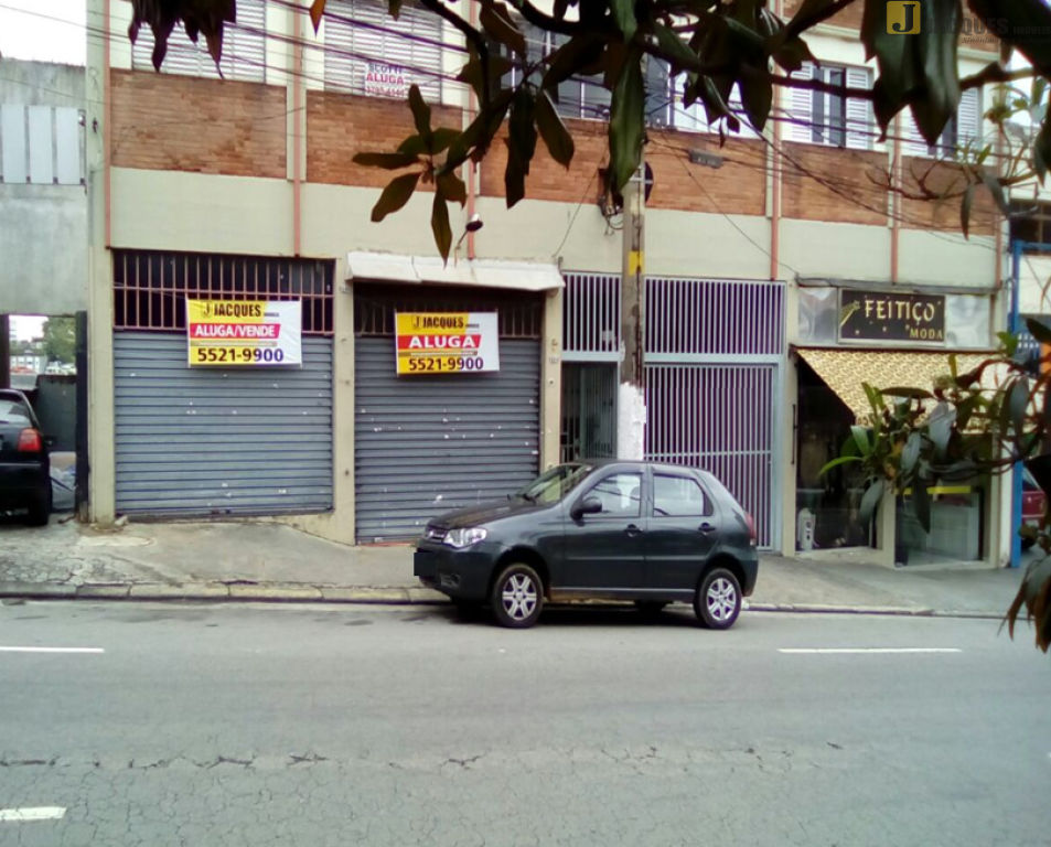 Salão para Locação - Vila Paulista