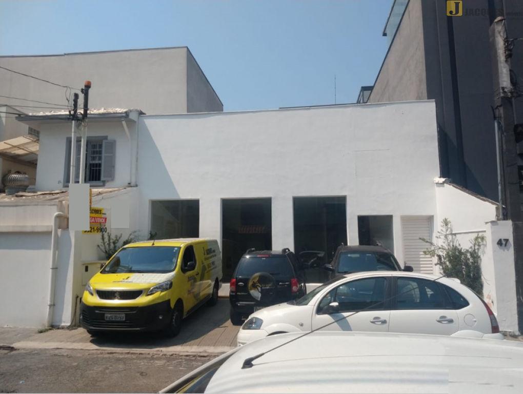 Galpão para Venda - Vila Nova Conceição
