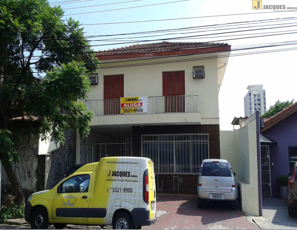 Sobrado para Locação - Chácara Santo Antônio Zona Sul